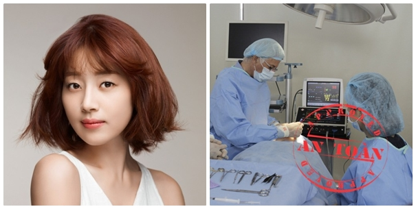 Quy trình cắt mí mắt tại Thẩm mỹ viện Đông Á được thực hiện với các bước chuẩn xác nhất
