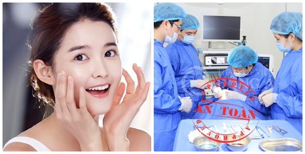 Cắt mí mắt trên theo kĩ thuật Hàn Quốc an toàn và hiệu quả