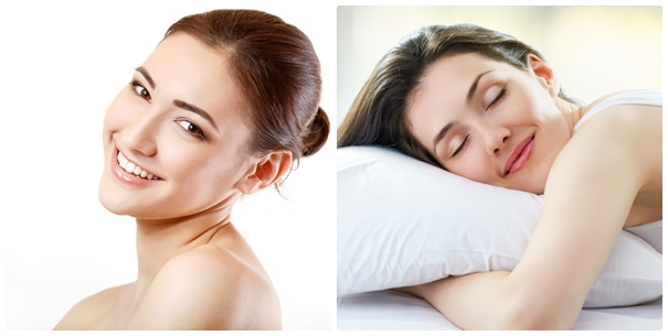Ngủ đủ và đúng giờ là cách giúp bạn bảo vệ đôi mắt 2 mí hữu hiệu