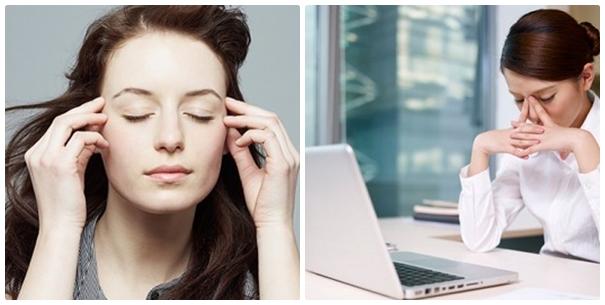 Tiếp xúc nhiều với máy tính dẫn tới tình trạng khô mắt, mắt mỏi mệt