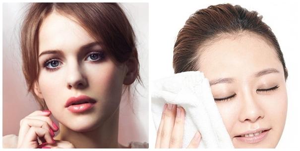 Bạn có thể đắp khăn ấm lên mắt để giúp đôi mắt khỏe mạnh hơn