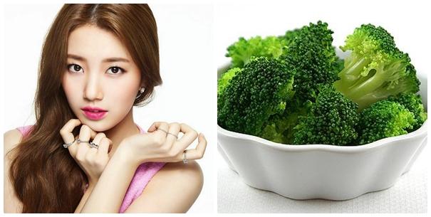 Bông cải xanh là thực phẩm giúp đôi mắt sáng khỏe hơn