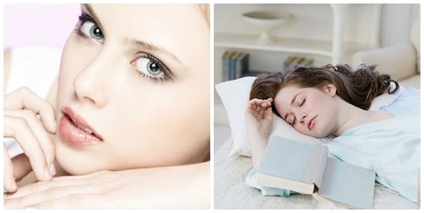 Thực hiện chế độ nghỉ ngơi khoa học, ngủ đủ giấc sẽ tốt cho mắt