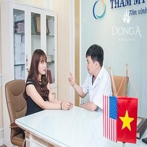 Nhờ cắt mí mắt tại TMV Đông Á tôi đã có được đôi mắt to tròn, quyến rũ hơn