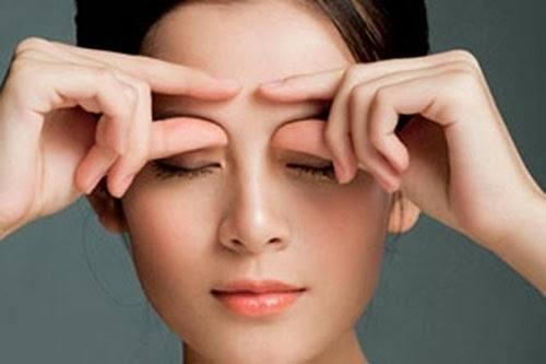 Bấm huyệt mắt cần phải kiên trì mới có thể nhìn thấy kết quả như mong đợi.